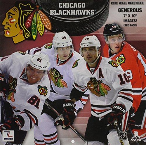 Chicago Blackhawks 2016 Mini Calendar