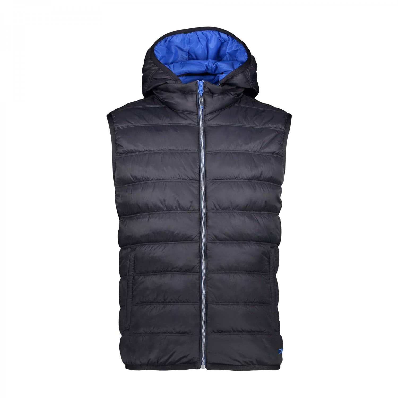 CMP MAN Zip Hood Vest Antracite