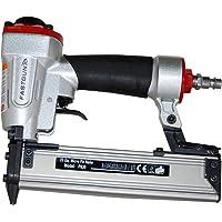Clavadora Neumática FASTGUN P630 para agujas 0,6 mm y hasta 30 de largo + 1.000 Puntas + Maletín + 1 Pistón completo de…