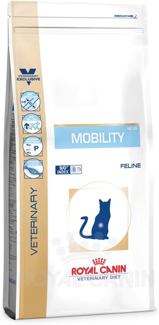 Royal CANIN Mobility trockenfutter gato – para la salud articular 4 kg: Amazon.es: Productos para mascotas