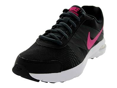 zapatillas running nike flex experience 3 mujer negro fucsia