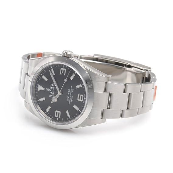 half off 44ffd 3a1b3 Amazon | ロレックス メンズ腕時計 エクスプローラーI 214270 ...