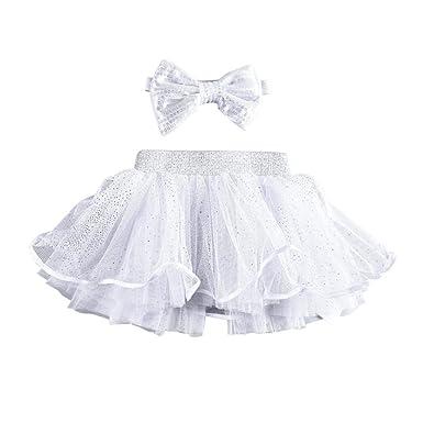 Moneycom❤Bebé Niñas Niñas tutú Balet Faldas Fantasía Falda + ...