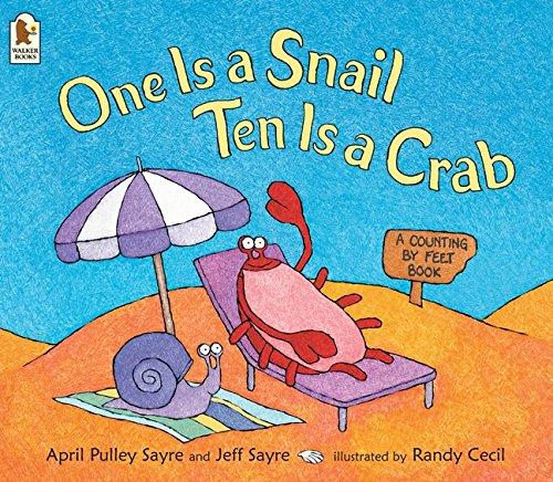 B.O.O.K One Is a Snail, Ten Is a Crab E.P.U.B