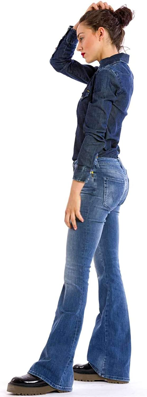 Meltin Pot Nika Bootcut Jeans Donna