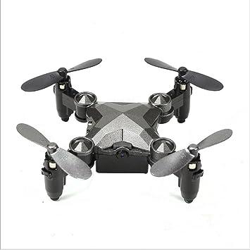 LHFJ RC Drone con Cámara de Video en Vivo 720P HD 120 ° WiFi Mini FPV