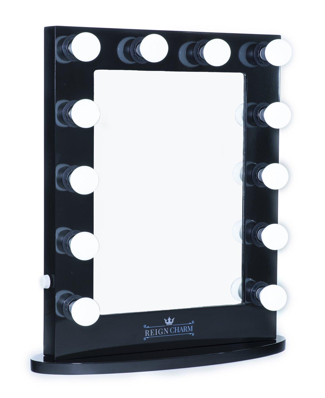 Amazoncom Reigncharm Hollywood Vanity Mirror 12 Led Lights