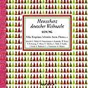 Hausschatz deutscher Weihnacht Hörbuch von  div. Gesprochen von: Christian Berkel, Heikko Deutschmann, Stefan Kaminski