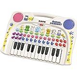 PIANO SYNTHÉTISEUR POUR EVEIL MUSICAL ENFANT OU BEBE JEU DE MUSIQUE JOUET POUR ANIMAUX