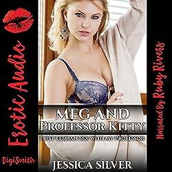 Meg and Professor Kitty