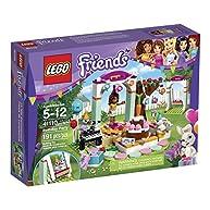 LEGO Friends Birthday Party 41110