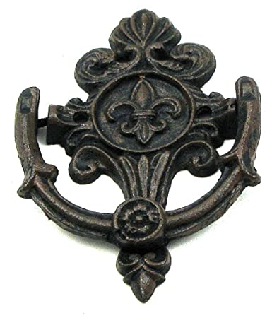 Superieur Fleur De Lis Door Knocker