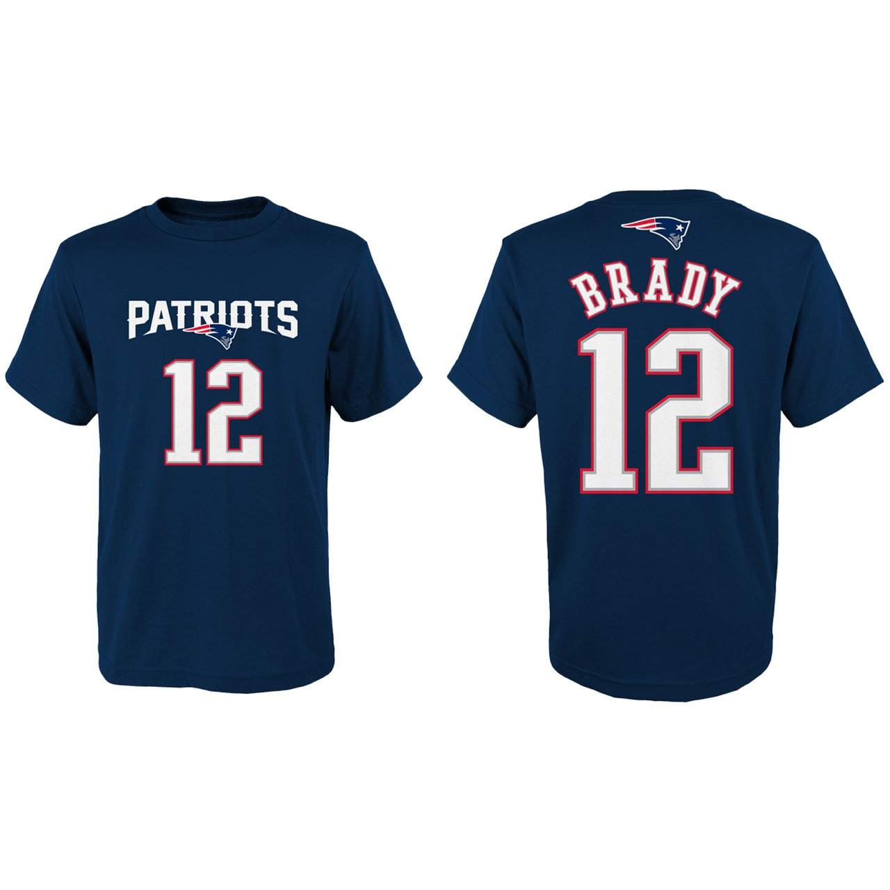 1e64012f Amazon.com : Outerstuff Tom Brady New England Patriots Youth ...