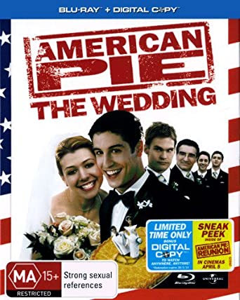 Amazon com: American Pie 3 The Wedding | NON-USA Format