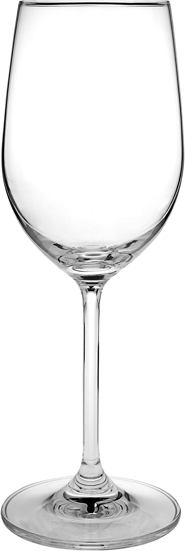 Anchor Hocking Vienna Wine Glasses, 12 Oz, Clear