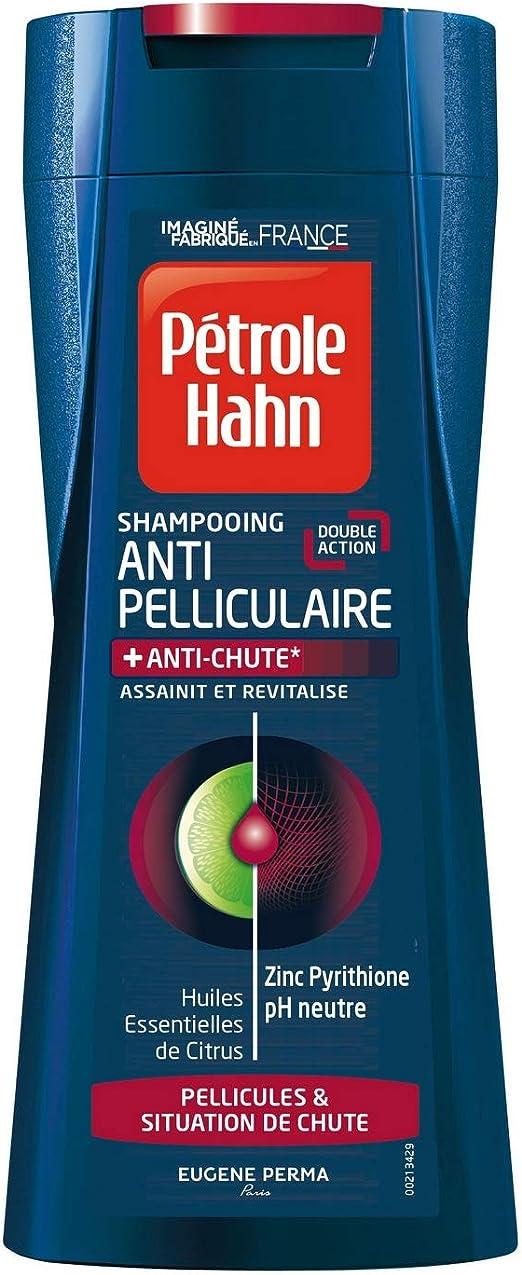 Pétrole Hahn Shampooing Anti Pelliculaire Usage Fréquent Cheveux Normaux 250 Ml Lot De 2
