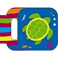 Tortuga / Turtle (Libro De Bano / Shake and Play Bath Books) (Spanish