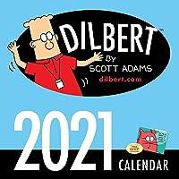 Image for Dilbert 2021 Wall Calendar