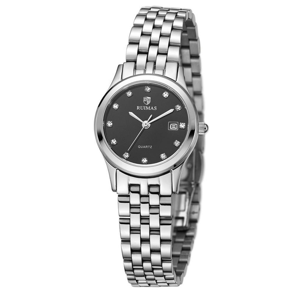 WP- Uhr Armbanduhr Damenuhr Chronograph Quarz Damenmode zu sehen zu sehen  - 4