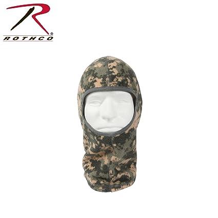 5919aa6e687c4 Amazon.com  Rothco Polar Fleece Balaclava