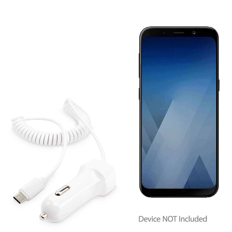 BoxWave - Cargador de Coche para Samsung Galaxy A5 (2018 ...