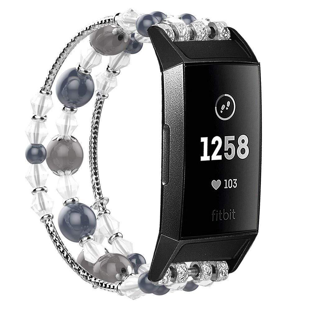 Coreda Band - Pulsera elástica de Repuesto para Fitbit ...