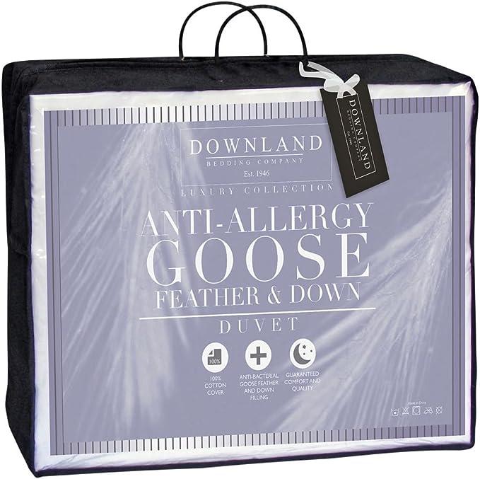Downland Anti Allergy 10.5 Tog Goose