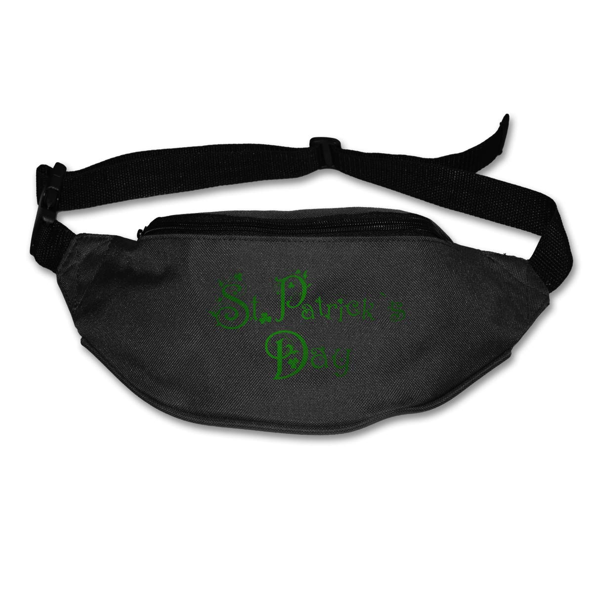 Curly Hair Dont Care Sport Waist Pack Fanny Pack Adjustable For Run