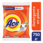 Ace Detergente En Polvo Ace Uno Para Todo 750g, color, 1 gram, pack of/paquete de