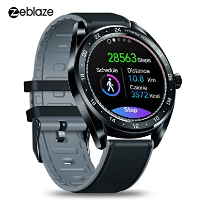 Amazon.com : Zeblaze NEO Smartwatch, IP67 Waterproof 1.3 ...
