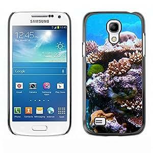 "For Samsung Galaxy S4 Mini (NOT for regular S4) , S-type Planta Naturaleza Forrest Flor 111"" - Arte & diseño plástico duro Fundas Cover Cubre Hard Case Cover"
