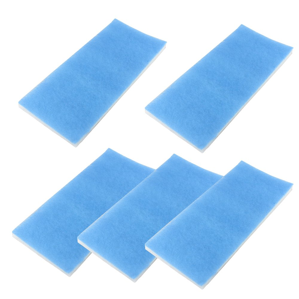 5PCS of OPHIR Hobby Airbrush Spray Booth Kit Exhaust Replaced Filter Paint Booth Filters by OPHIR