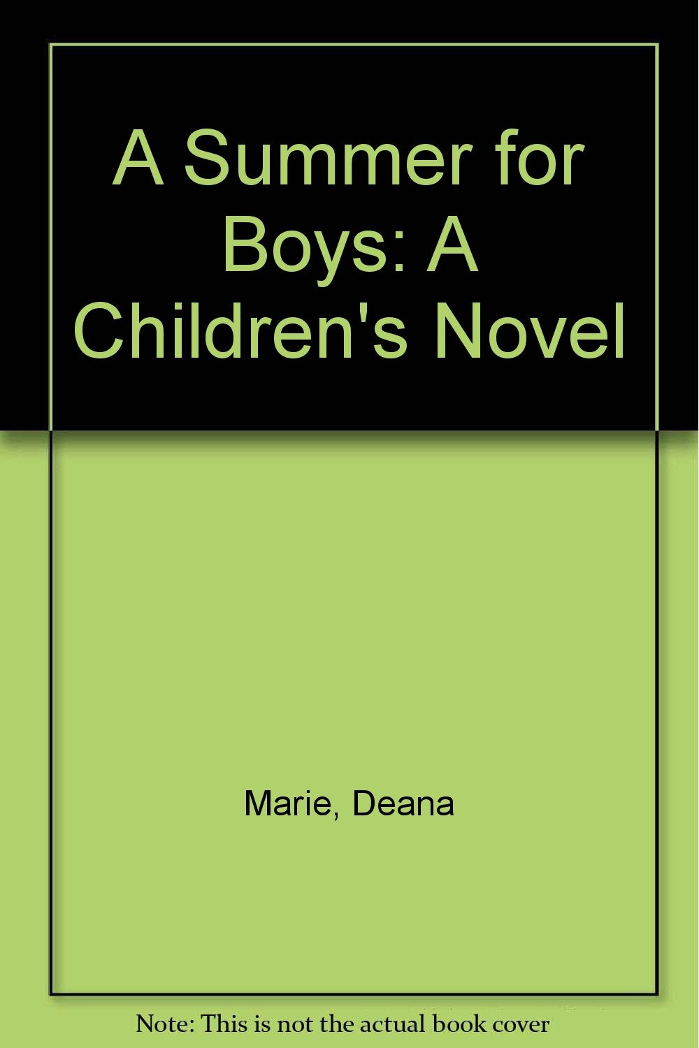 Download A Summer For Boys PDF