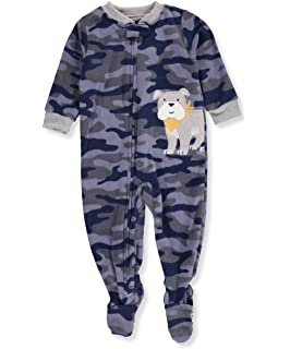 fbe466994 Amazon.com  Carter s Boys  Toddler 1 Piece Poly Sleepwear  Clothing