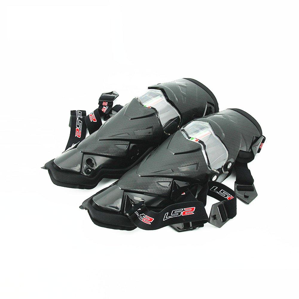 LCPG Motorrad Knieschützer Outdoor-Reiten Anti-Fall-Schutzausrüstung Motocross Radfahren Protector Guard Rüstungen Set für Radfahren Skating Skifahren Reiten