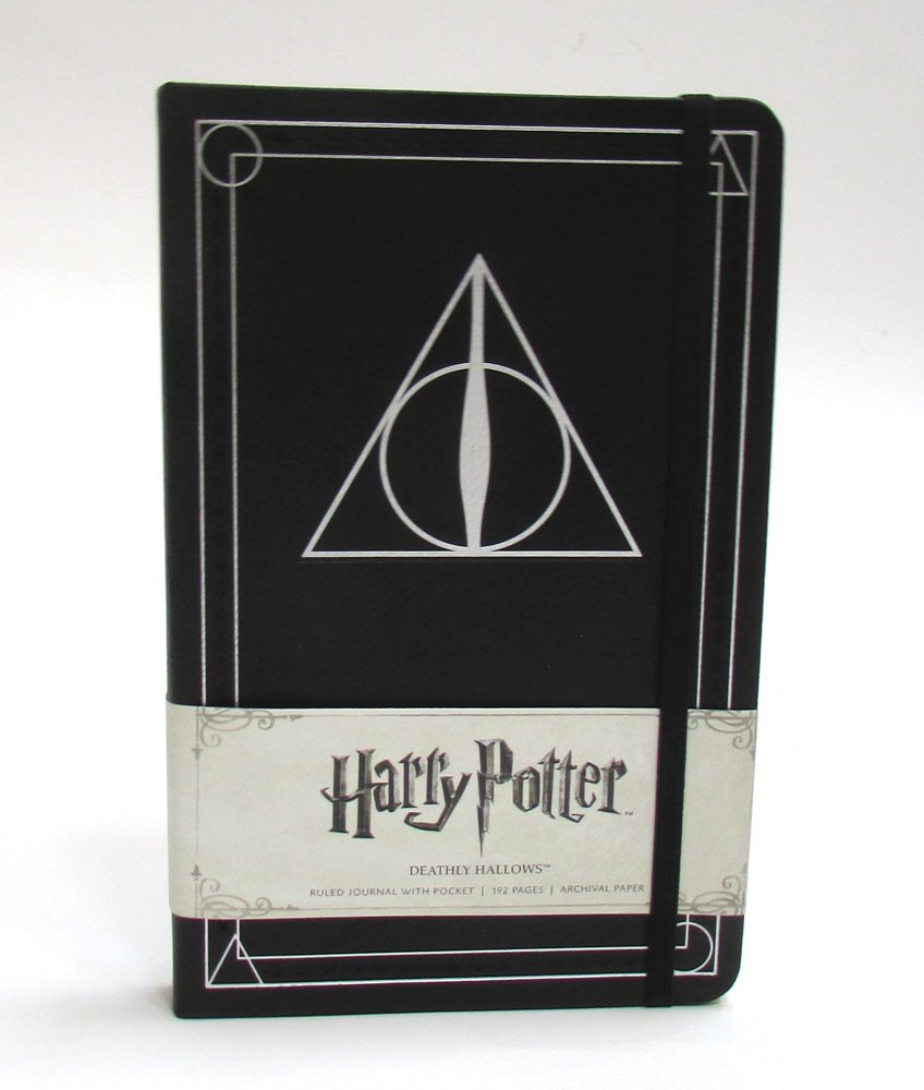 Amazon.com: Harry Potter Deathly Hallows Hardcover Ruled ...