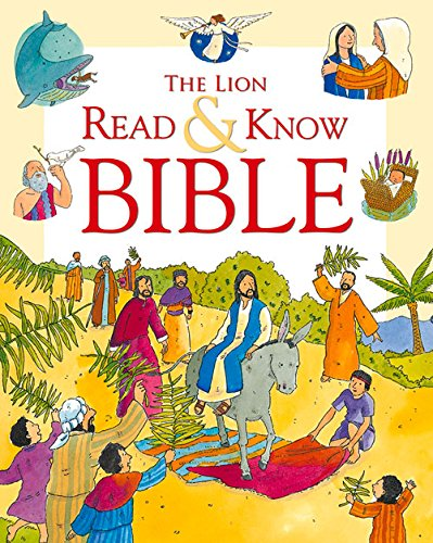 The Lion Read & Know Bible (Read and Know)