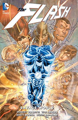 The Flash (2011-2016) Vol. 7: Savage World -