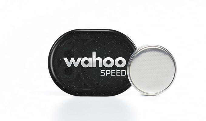 Wahoo Fitness Wahoo RPM Sensor de Velocidad, para iPhone, Android y ciclocomputadores: Amazon.es: Deportes y aire libre