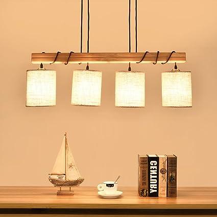 Lámparas Colgantes Lámpara de techo de restaurante E27 ...