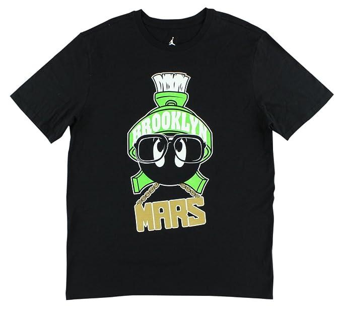 c48fd8e4130fc2 Amazon.com  NIKE Air Jordan WB Marvin Mars Mens T-Shirt  Sports   Outdoors