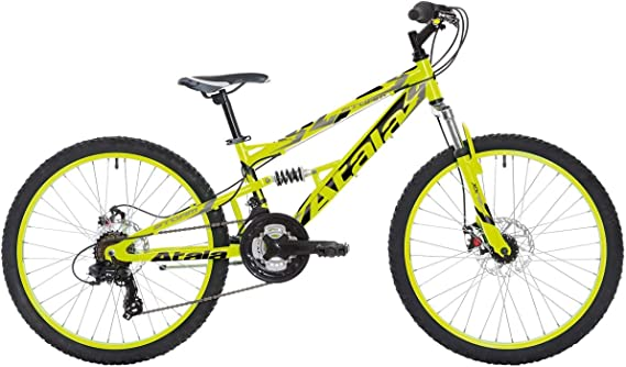 Atala Storm MD - Bicicleta de montaña de 24 pulgadas, 21 V, color ...