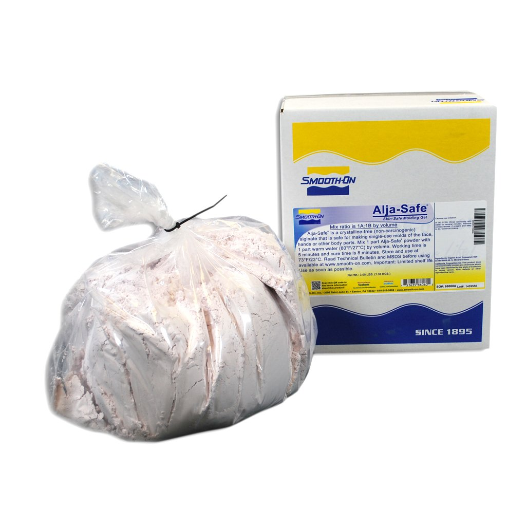 Alja-Safe Lifecasting Alginate 3-lb Box product image
