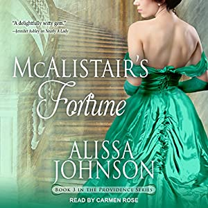 McAlistair's Fortune Audiobook
