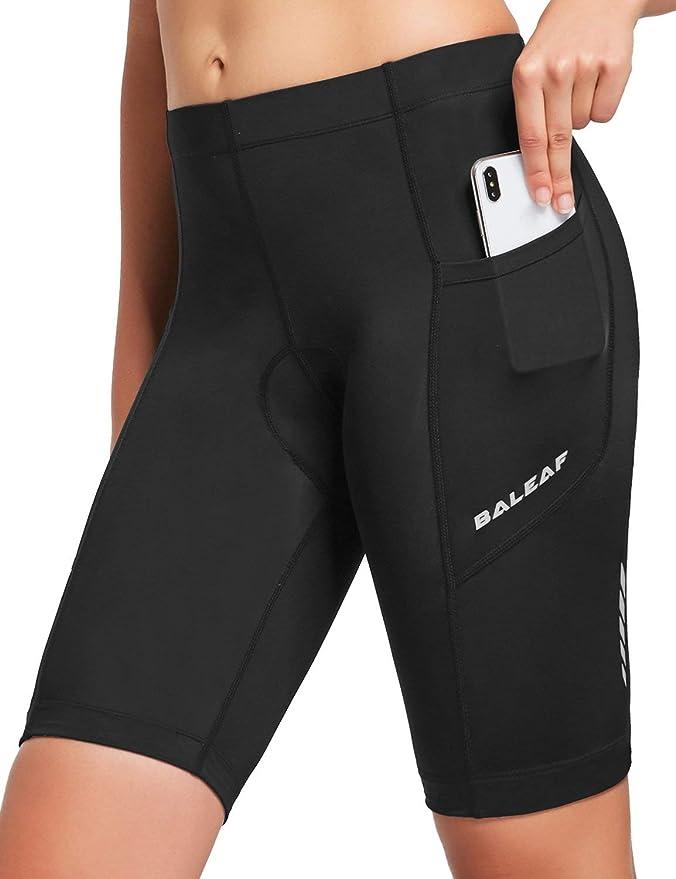 ZZBO Cale/çon de Cyclisme Femmes 3D sous-V/êtements Shorts de Sport Homme et Femme Pantalon de Cycliste S/échage Rapide et Respirant Anti-Shock Cyclisme en Silicone Rembourr/é Culottes de V/élo