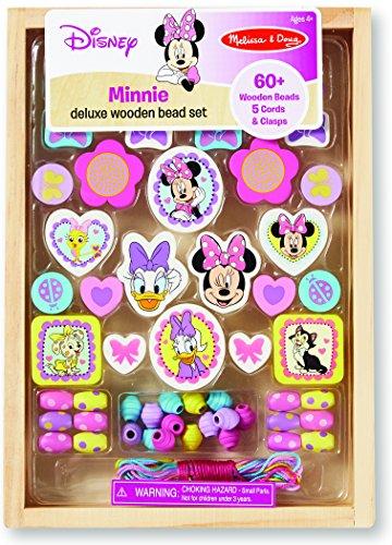 Melissa Doug Disney Minnie Jewelry Making