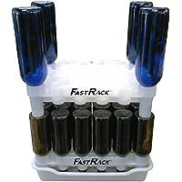 Secador de botellas FastRack para botellas vacías