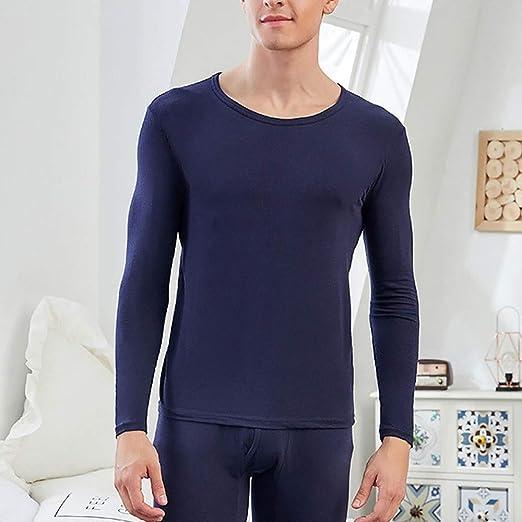 Conjunto Térmico para Hombre Conjunto de ropa interior térmica de ...