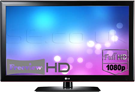 LG 32LE3300 - Televisor plano de alta definición (retroiluminación LED, 81 cm (32 pulgadas), DVB-T/C), color negro: Amazon.es: Electrónica