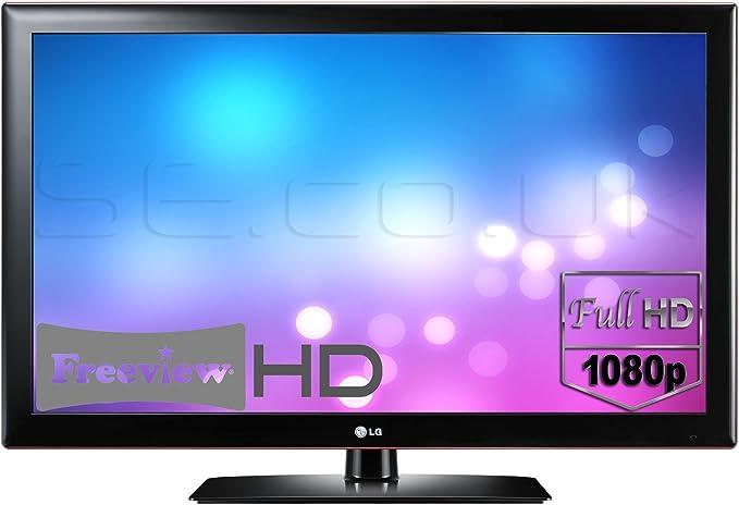 LG 32LE3300 - Televisor plano de alta definición (retroiluminación ...